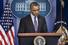 Минута молчания президента США Барака Обамы