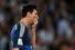 Капитан сборной Аргентины Лионель Месси после поражения от сборной Германии в финале ЧМ