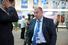 Президент компании «Интеррос», генеральный директор — председатель правления ГМК «Норильский никель» Владимир Потанин (№8 в российском списке Forbes, состояние $12,6 млрд)