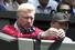 Немецкий теннисист, тренер Новака Джоковича (Сербия) Борис Беккер