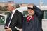 Посол Азербайджана в России Полад Бюль-Бюль Оглы и президент Российской академии художеств, скульптор Зураб Церетели (слева направо)