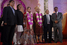 Свадьба детей индийских политиков Лалита Танвара и Йогиты Джанапури