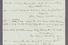 Рукопись «Боевого гимна республики» Джулии Вард