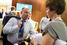 Президент компании «Интеррос», генеральный директор — председатель правления ГМК «Норильский никель» Владимир Потанин (№8 в российском списке Forbes, состояние $12,6 млрд) и главный редактор Forbes в 2011-2013 гг., шеф-редактор холдинга РБК Елизавета Осе