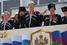 Тема легализации казачьих отрядов всегда была в политической повестке Ткачева-губернатора. Он санкционировал появление на Кубани профессиональных дружин, призванных бороться с нелегальной миграцией — еще одной электоральной подушкой главы региона.