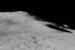 Кадр, сделанный при первом «стоячем» выходе на лунную поверхность