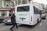 Нападение на милицейский автобус