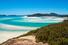 Whitehaven Beach, архипелаг Уитсанди (Австралия)