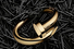 Золотой браслет от Cartier
