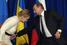 Путин с премьер-министром Украины Юлией Тимошенко, 2010 год