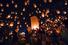 Лой-Кратонг (Таиланд; ноябрь)