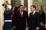 15 октября 2010 года. Уго Чавес и Дмитрий Медведев на встрече в Москве