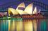 Надпись на крыше Сиднейской оперы
