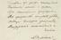 Подписанное стихотворение Пушкина