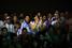Болельщики сборной Аргентины смотрят финальный матч ЧМ-2014 на пляже в городе Ринкон де ла Виктория, близ Малаги