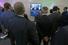 Гости форума смотря выступление Владимира Путина на ПМЭФ-2014