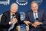 Джордж Буш-мл. и Билл Клинтон, бывшие президенты США