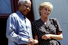 Мандела и принцесса Диана в Кейптауне