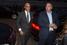 Продюсеры Федор Бондарчук и Александр Роднянский в PMI Bar на вечеринке Олега Дерипаски