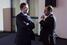 Станислав Воскресенский (заместитель министра экономического развития РФ), Александр Мачевский(пресс-секретарь первого вице-премьера Игоря Шувалова)