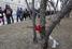 Очередь из желающих проститься растянулась от Сахаровского центра до Курского вокзала