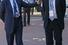 Генеральный директор ОАО «Северсталь» Алексей Мордашов (№12 в российском списке Forbes, состояние $10,5 млрд) и председатель совета директоров корпорации «Баркли» Леонид Казинец