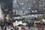 22 января. Конец баррикады на Грушевского