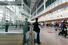 На новых площадях разместят новый сектор вылета и расширенную зону прилета международных авиалиний, конференц-залы и комфортабельные комнаты длительного ожидания вылета, новый VIP-зал, множество ресторанов и кафе, фонтаны и выставочную площадку