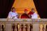 Французский кардинал Жан-Луи Торан объявляет об избрании нового папы