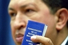 16 января 2003 года. Уго Чавес на трибуне ООН
