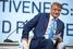 Председатель правления Сбербанка Герман Греф (№5 в рейтинге 25 самых дорогих топ-менеджеров России по версии Forbes, компенсация $15 млн)