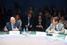 Президент компании «Интеррос», генеральный директор — председатель правления ГМК «Норильский никель» Владимир Потанин (№8 в российском списке Forbes, состояние $12,6 млрд) и вице-премьер России Александр Жуков