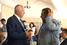 Генеральный директор госкорпорации «Ростех» Сергей Чемезов и партнер-учредитель бизнес-школы Сколково Рубен Варданян (№124 в российском списке Forbes, состояние $850 млн)