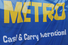 Metro Cash&Carry, рост рекламного бюджета 134%