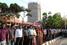 Цепь в защиту Юнуса, 8 марта 2011 года, Бангладеш