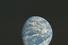 Снимок Земли, сделанный с лунной орбиты