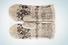 Варежки ручной вязки, 300 рублей