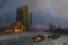 Иван Айвазовский, «Вечерний отсвет» (1887)