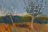 Мартирос Сарьян, «Яблони в цвету» (1912)