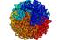 Трехмерная модель ДНК