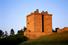 Свадьба в средневековом замке (Шотландия)