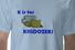 K is for Killdozer, $20,95