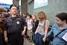 Активисты ЛГБТ-движения собрались у здания Госдумы на акцию протеста против принятия закона о запрете пропаганды нетрадиционных сексуальных отношений