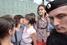 Свою акцию у здания Госдумы активисты ЛГБТ-движения назвали «Днем поцелуев»