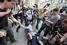 Акция «День поцелуев» у здания Госдумы переросла в столкновения со сторонниками принятия антигейского закона