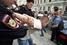 За проведение несанкционированной акции у здания Госдумы полиция задержала 20 человек