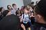 Активисты ЛГБТ-движения в ходе акции у здания Госдумы быстро оказались в кольце полиции и журналистов