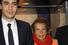 Жан-Виктор Мейерс, член совета директоров L'Oreal, с бабушкой Лилиан Бетанкур