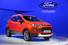 Новый субкомпактный кроссовер Ford Ecosport