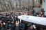 Похороны Бориса Немцова прошли на Троекуровском кладбище